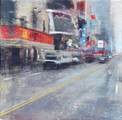 Red Lights, New York  £1,950