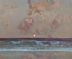 Moonrise, Camber Sands