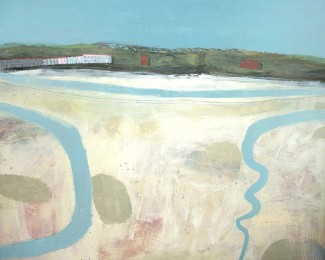 riverbeds, hayle estuary